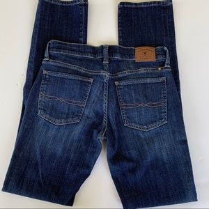 Lucky Brand Sweet n' Straight Dark Wash Jeans 2/26